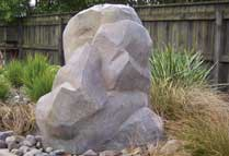 Artificial Rocks by Williams Landscapes Fake Rocks and Boulders